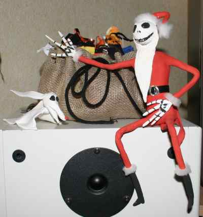 jack skellington Nightmare bevore Christmas