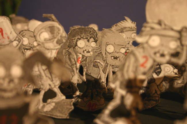 Zombieadventskalender